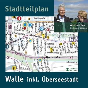 Cover mit Stadtplanausschnitt