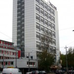 Hochhaus