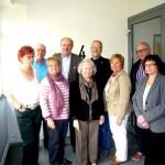 Vorstand der Senioren-Vertretung Gruppenbild mit 9 Personen
