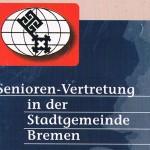 Logo Senioren-Vertretung mit Bremer Schlüssel