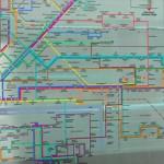 Linienplan BSAD