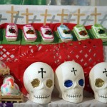 Totenköpfe aus Zuckerguss