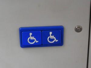 Icons für Rollstühle