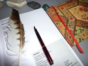 Stift und Feder