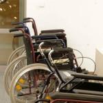 Mängel in der Pflege, Rollstühle