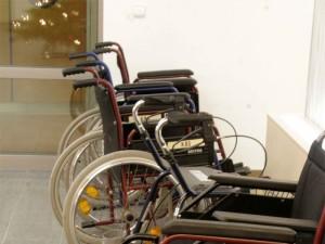 Reformschritte im Gesundheitswesen Rollstühle