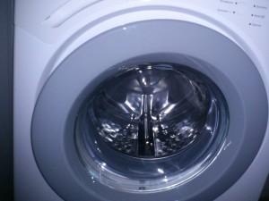 Waschmaschinenklappe