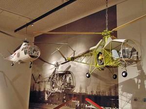 Hubschraubermodell