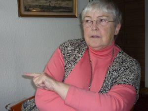 Gisela Walther Frauenportrait