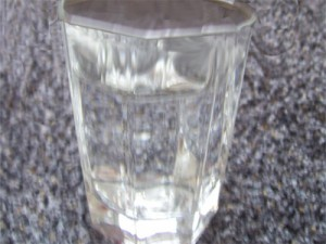 Wasserglas