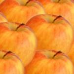 Nahaufnahme Äpfel