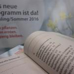 Programmheft 2016