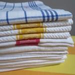 Aussteuer, Stapel Handtücher
