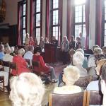 Delegiertenversammlung Menschen in einem Saal