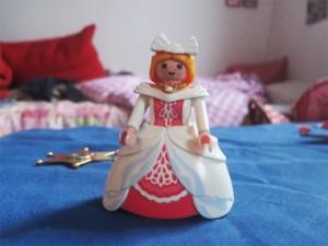 Playmobil-Prinzessin