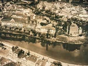 Rotes Kreuz Krankenhaus 1930