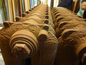 Bauteilbörse, antike Heizkörper