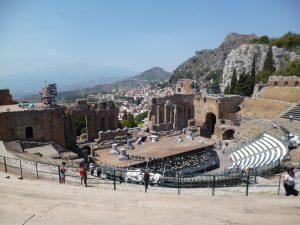 Antikes Amphitheater