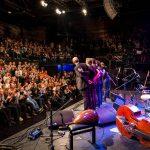 jazzahead! Bühne und Publikum bei einem Konzert