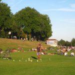 Sommerzsene am Osterdeich