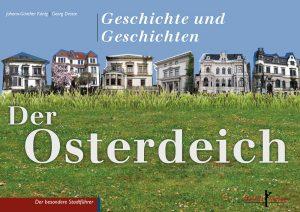 Buchcover mit Villen am Osterdeich