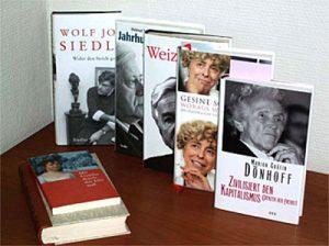 Altersweisheit, Mehrere Bücher