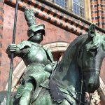 Reiter Reiterskulptur