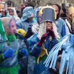 Bremer Karneval, Kinder in einer Sambagruppe