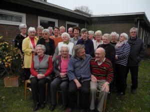 Die Seniorenwerkstatt, Gruppenbild