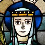 St. Johann, Gräfin Emma, Fensterbild