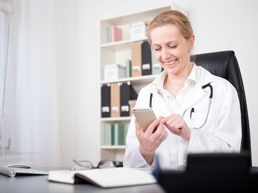 Auch im Krankenhaus Sprachbarrieren überwinden - Seniorenlotse