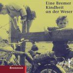 Kindheit an der Weser, Buchcover mit kletternden Kindern