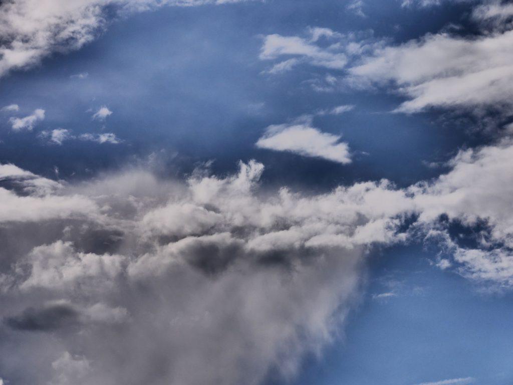 Wolkenbilder, Wolkenformation