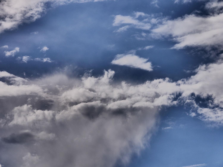 Wolkenformation