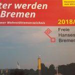 Titelseite der Broschüre Älter werden in Bremen