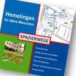 Frontseite der Broschüre Spazierwege Hemelingen