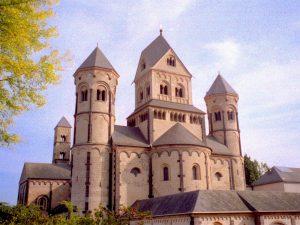 Kirchengebäude Maria Laach