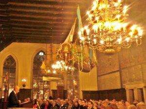 Versammlung in der oberen Rathaushalle Bremen