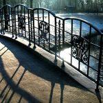 Brücke im Bürgerpark